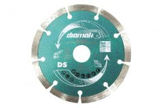 Disc diamantat pentru beton 125X7X22.23MM 10PCS SET