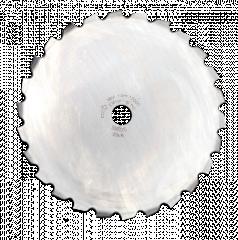 Pânză circulară pentru motocoasă Husqvarna (24-T 225 mm 1