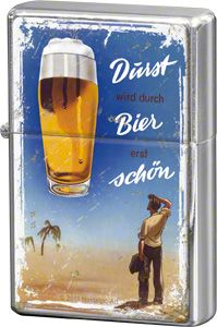 Bricheta metalica Beer Durst