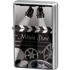 Bricheta metalica Movie Clapper