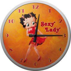 Ceas de perete Betty-Boop Sexy Lady