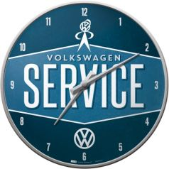 Ceas de perete Volkswagen Service