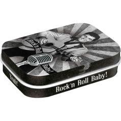Cutie metalica de buzunar Elvis - Rock'n Roll Baby