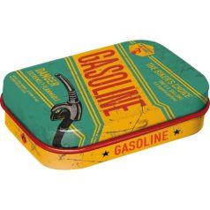 Cutie metalica de buzunar Gasoline