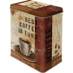 Cutie metalica L Best Coffee in Town