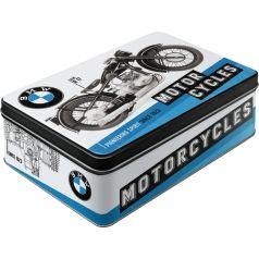 Cutie metalica plata BMW-Timeline