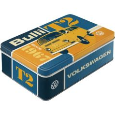 Cutie metalica plata Volkswagen T2 Bulli