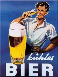 Magnet Bier