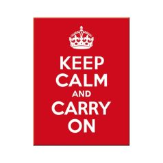 Magnet Keep Calm and Carry On