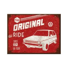 Magnet VW Golf - The Original Ride