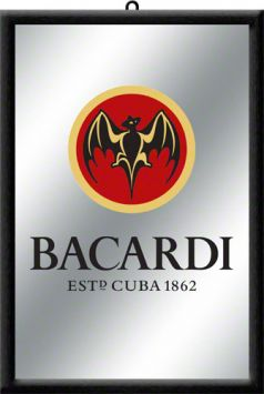Oglinda Bacardi