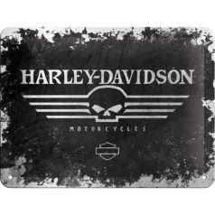 Placa metalica 15X20 Harley-Davidson No.1