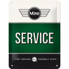 Placa metalica 15X20 Mini-Service