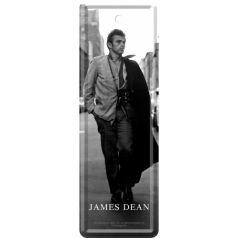 Semn de carte metalic James Dean
