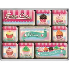 Set magneti Fairy Cakes
