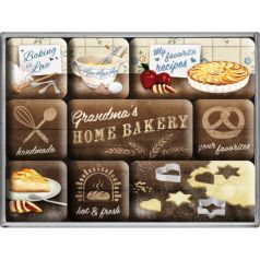 Set Magneti Home Bakery