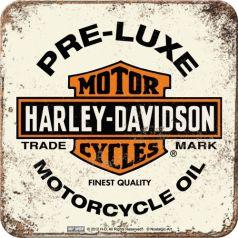 Suport pahar Harley-Davidson Preluxe - white