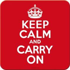 Suport pahar Keep Calm