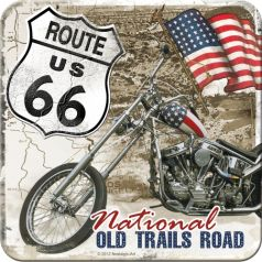 Suport pahar Route 66 Desert Old Trails Road