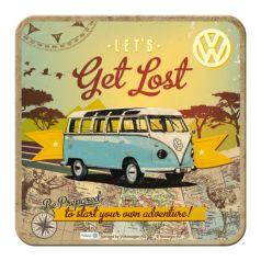 Suport pahar VW - Bulli Let's Get Lost