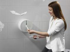 Dispenser SmartOne - hartie igienica Wepa