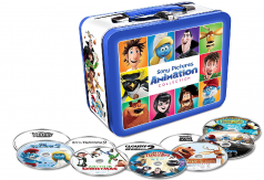 10 Filme Sony Animation + LunchBox Metal