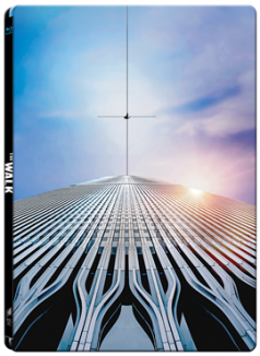 The Walk: Sfideaza limitele / The Walk - DVD + BD 3D (Steelbook)
