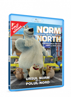 Norm de la Polul Nord / Norm of the North - BD