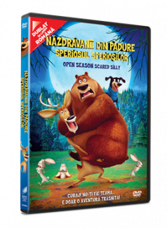 Nazdravanii din Padure 4: Speriosul speriosilor / Open Season 4: Scared Silly - DVD