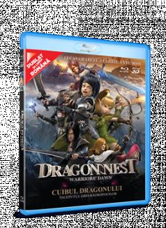 Cuibul Dragonului: Inceputul Erei Razboinicilor / Dragon Nest: Warriors' Dawn - BD 3D + 2D
