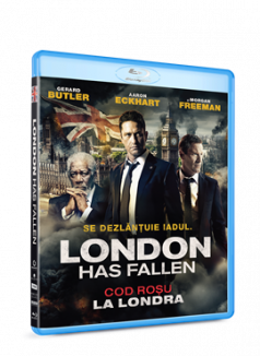 Cod rosu la Londra / London Has Fallen BD