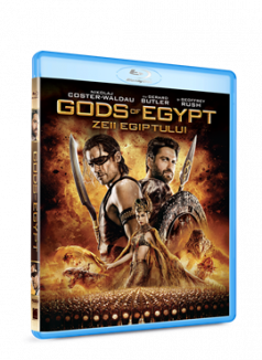 Zeii Egiptului / Gods of Egypt BD