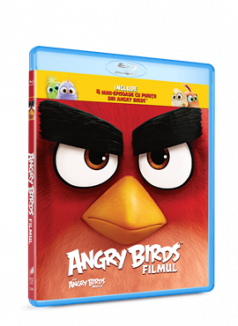 Angry Birds: Filmul / The Angry Birds Movie - BD