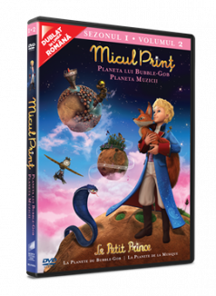 Micul Prinț, Sezonul 1, Volumul 2 - DVD