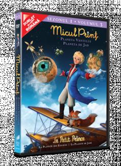 Micul Prinț, Sezonul 1, Volumul 3 - DVD