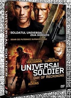 Soldatul Universal 4: Ziua Judecatii / Universal Soldier: Day of Reckoning - DVD