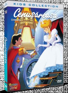 Cenusareasa / Cinderella - DVD