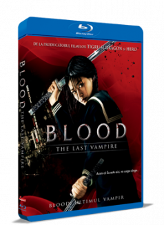 Blood: Ultimul Vampir / Blood: The Last Vampire - BLU-RAY