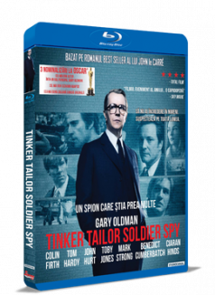 Un spion care stia prea multe / Tinker Tailor Soldier Spy - BD