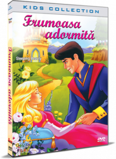 Frumoasa Adormita / Sleeping Beauty - DVD