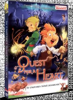 In cautarea inimii fermecate / Quest For a Heart - DVD