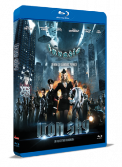Invazia / Iron Sky - BD