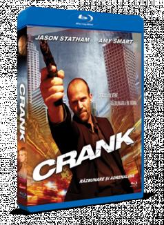 Crank: Razbunare si adrenalina / Crank - BD