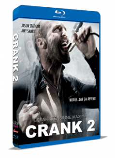 Crank 2: Tensiune maxima / Crank 2: High Voltage - BD