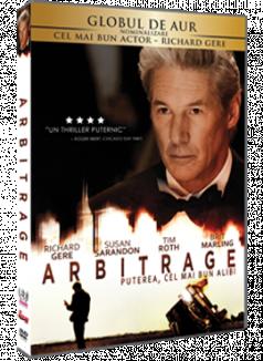 Puterea, cel mai bun alibi / Arbitrage - DVD