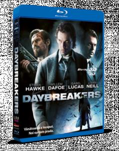 Daybreakers: Vanatoarea a inceput. Noi suntem prada - / Daybreakers - BD 3D+2D