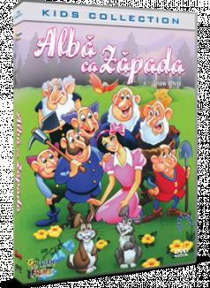 Alba ca Zapada / Snow White - DVD