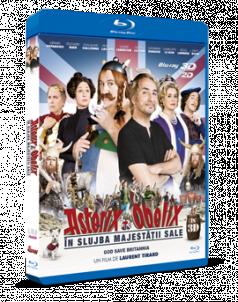 Asterix & Obelix: In Slujba Majestatii Sale / Asterix & Obelix: Au service de sa Majeste - BD