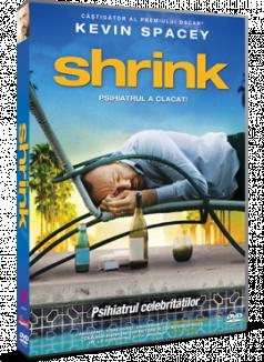 Psihiatrul celebritatilor / Shrink - DVD