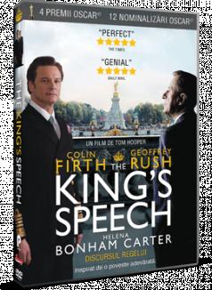 Discursul Regelui / The King's Speech - DVD